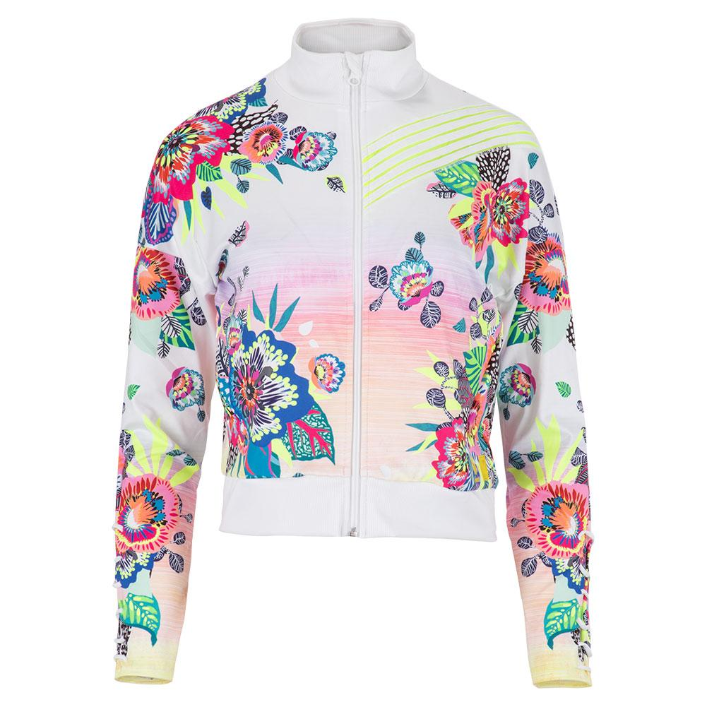 Women's Tropic Fusion Tennis Jacket