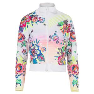Women`s Tropic Fusion Tennis Jacket