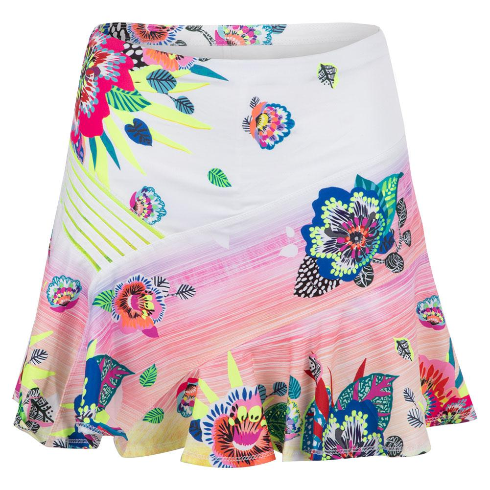 Women's Tropic Fusion Tennis Skort