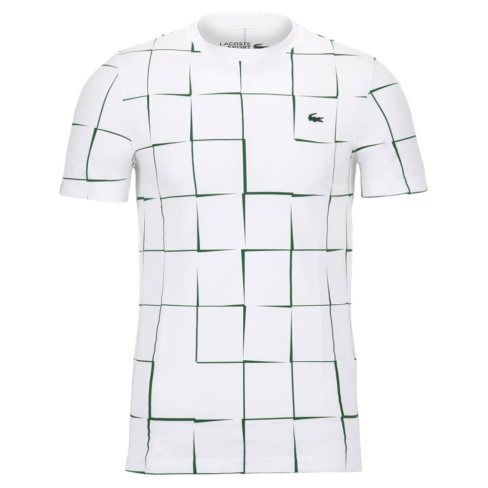 Men's Graphic Tennis Top