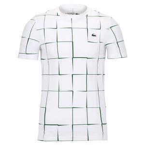 Men`s Graphic Tennis Top