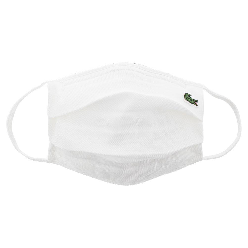 Tennis Face Masks (3 Pack) White