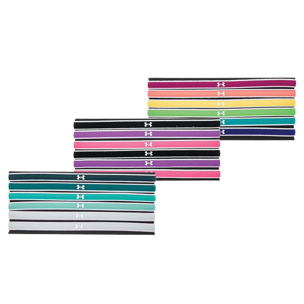 Girls ` Mini Headbands 6 Pack