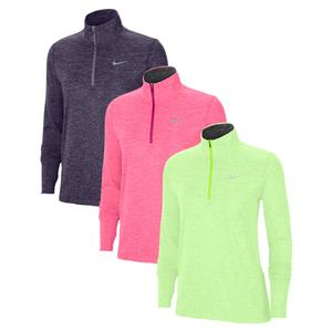 Women`s Element 1/2-Zip Running Top