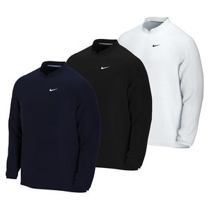 Men`s Court Advantage Breathe 1/2-Zip Tennis Top