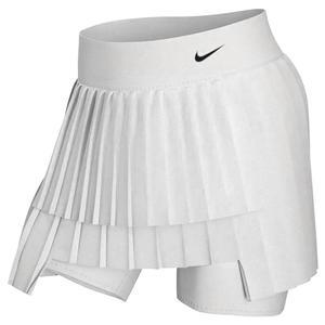 Women`s Court Advantage Pleated Tennis Skort