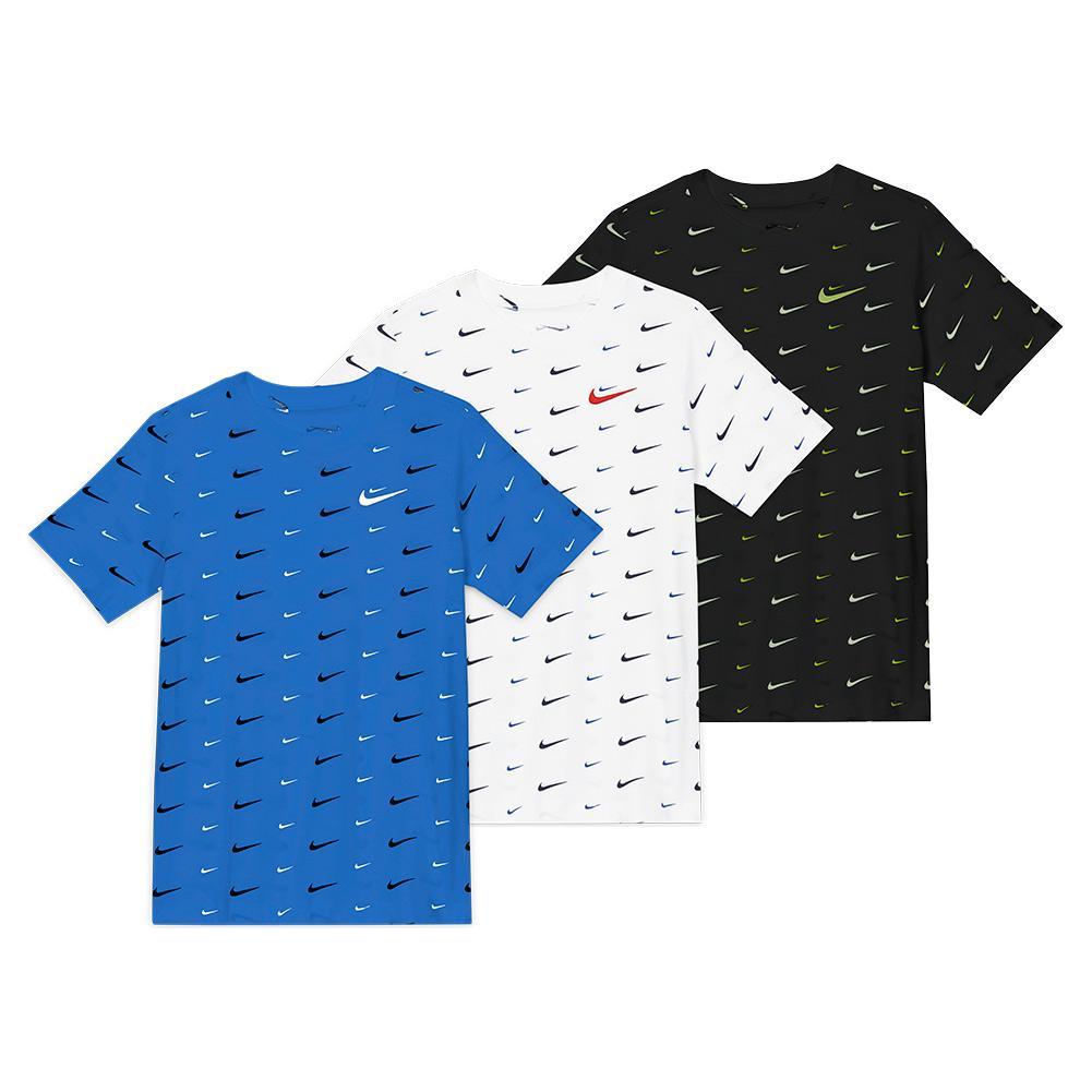 Boys'sportswear Swoosh- Tastic T- Shirt