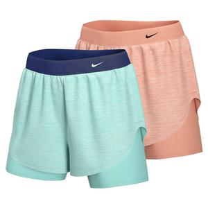 Women`s Court Advantage Tennis Shorts