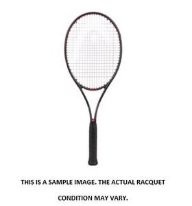 HEAD GRAPHENE TOUCH PRESTIGE MP USED RACQUET 4_3/8