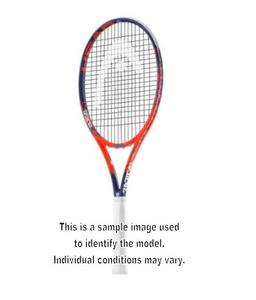 HEAD GRAPHENE TOUCH RADICAL MP USED RACQUET 4_3/8