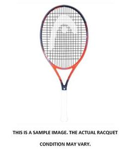 HEAD GRAPHENE TOUCH RADICAL S USED RACQUET 4_3/8