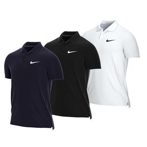 Men`s Court Dri-FIT Victory Tennis Polo