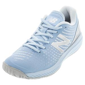 Women`s 796v2 B Width Tennis Shoes UV Glo and Silver