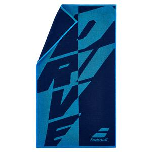 Medium Towel Drive Blue