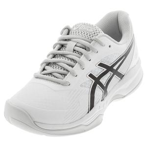 Men`s GEL-Game 8 Tennis Shoes White and Black