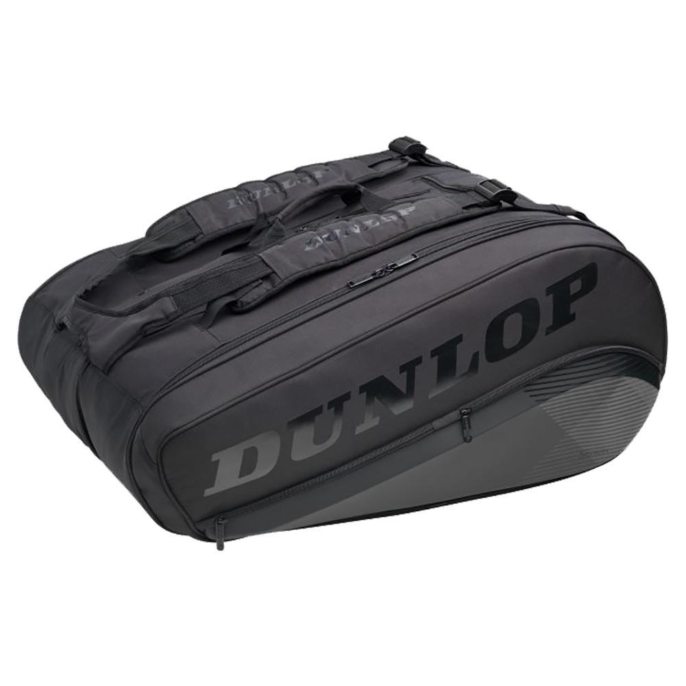 Cx Performance 12 Racquet Thermo Tennis Bag Black