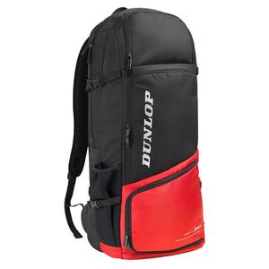 CX Performance Long Tennis Backpack Black and Red