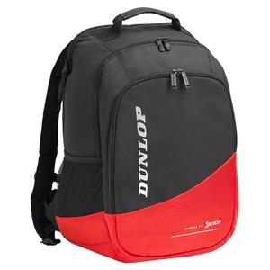 CX Performance Tennis Backpack Black and Red
