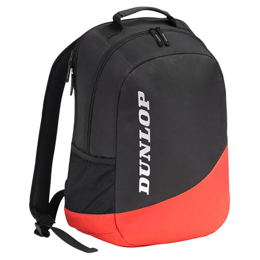 Cx Club Tennis Backpack Black And Red