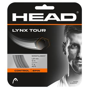 Lynx Tour Tennis String Grey