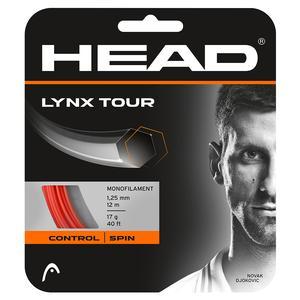 Lynx Tour Tennis String Orange
