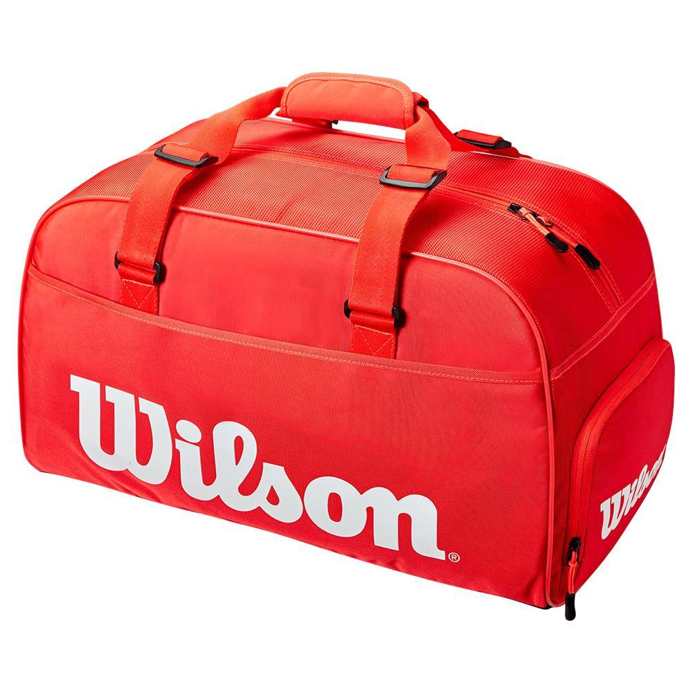 Super Tour Small Tennis Duffle Bag Infrared