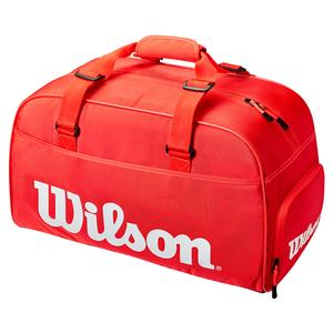 Super Tour Small Tennis Duffle Bag Infrared