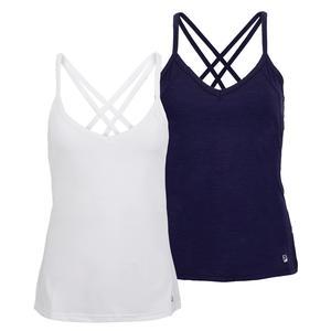 Women`s Back Court Cami Tennis Tank