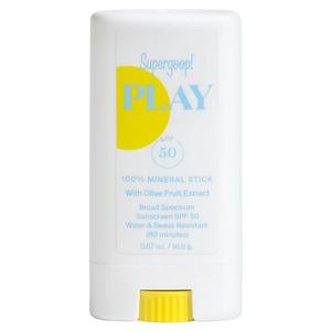 100% Mineral Sunscreen Stick SPF 50 0.67 fl oz