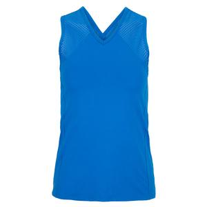 Women`s Archie Tennis Tank Pacific