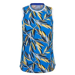 Women`s Jojo Tennis Tank Pacific Grove