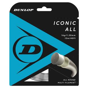 Iconic All Tennis String Natural