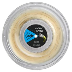 Iconic Speed Tennis String Reel Natural