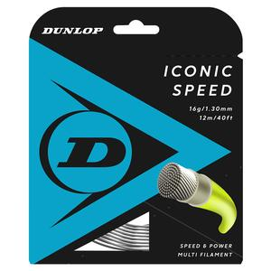 Iconic Speed Tennis String Natural