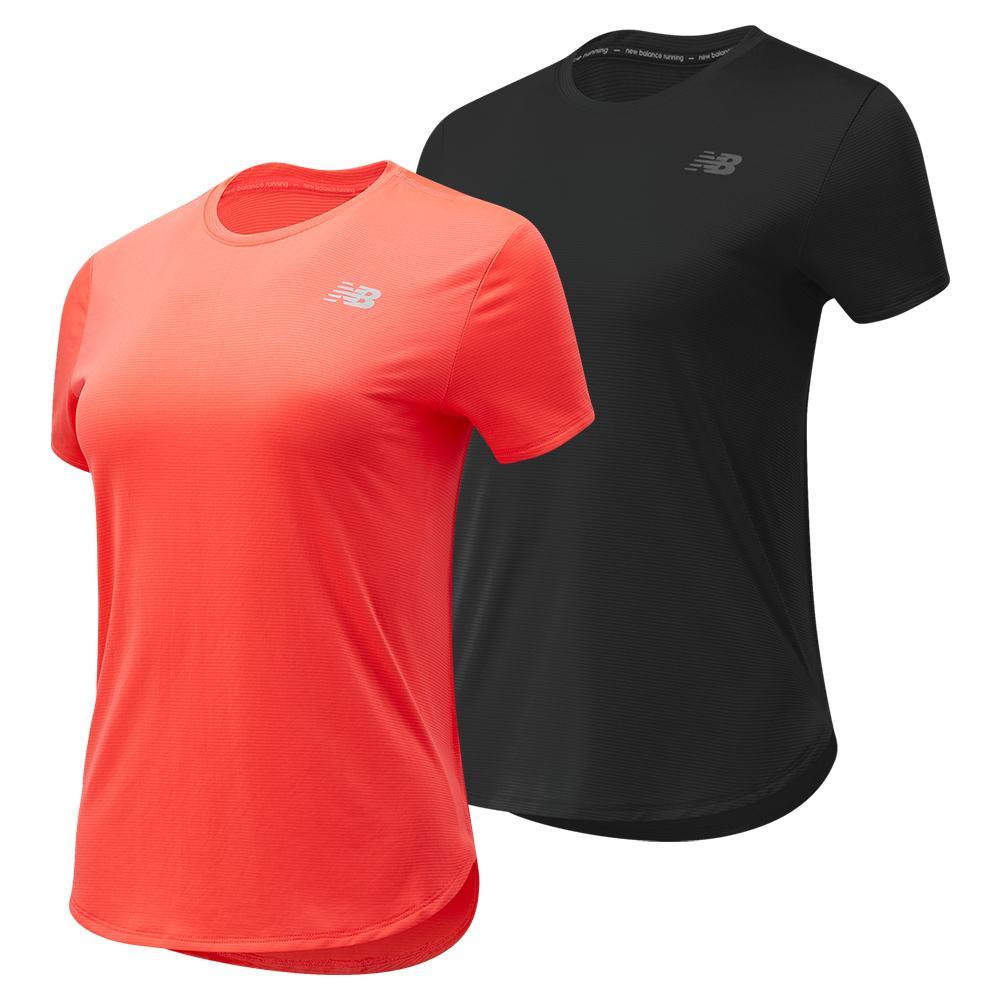 Women's Accelerate Short Sleeve Performance Top
