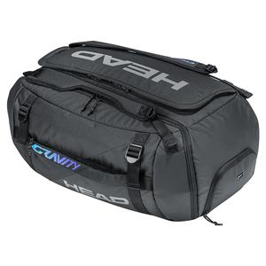 Gravity Tennis Duffle Bag Black and Mixed