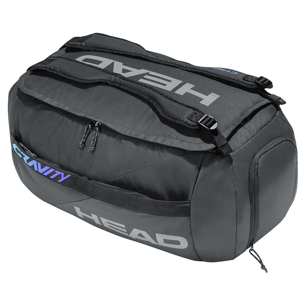 Gravity Tennis Sport Bag Black And Mixed
