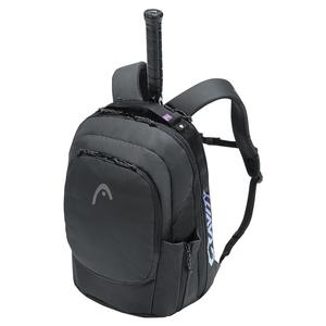Gravity Tennis Backpack Black and Mixed