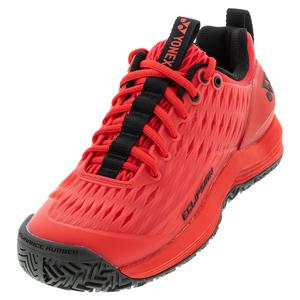 Men`s Power Cushion Eclipsion 3 Tennis Shoes Red