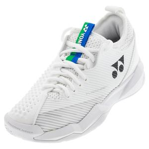Men`s Power Cushion Fusionrev 4 Tennis Shoes White