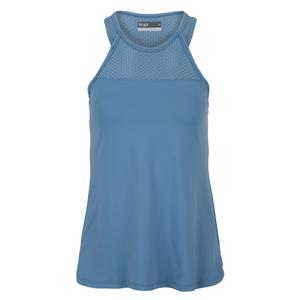 Women`s Gaze Tennis Tank Cameo Blue