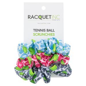 Tennis Ball Scrunchies Cheetah