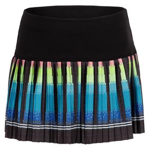 Girls` Pleated Tennis Skort Squared Up