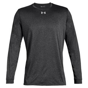 Men`s UA Locker 2.0 Long Sleeve Carbon Heather