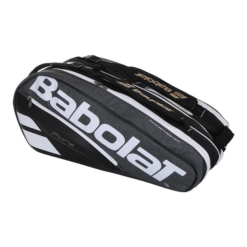 Pure Racquet Holder X 9 Tennis Bag Grey