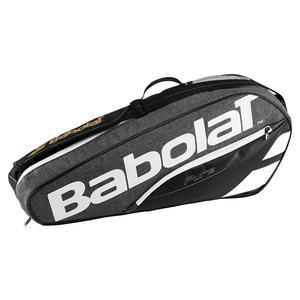 Pure Racquet Holder X 3 Tennis Bag Grey