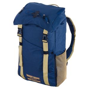 Classic Tennis Backpack Dark Blue