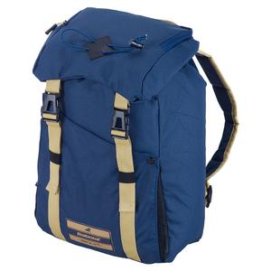 Boys` Junior Classic Tennis Backpack Blue