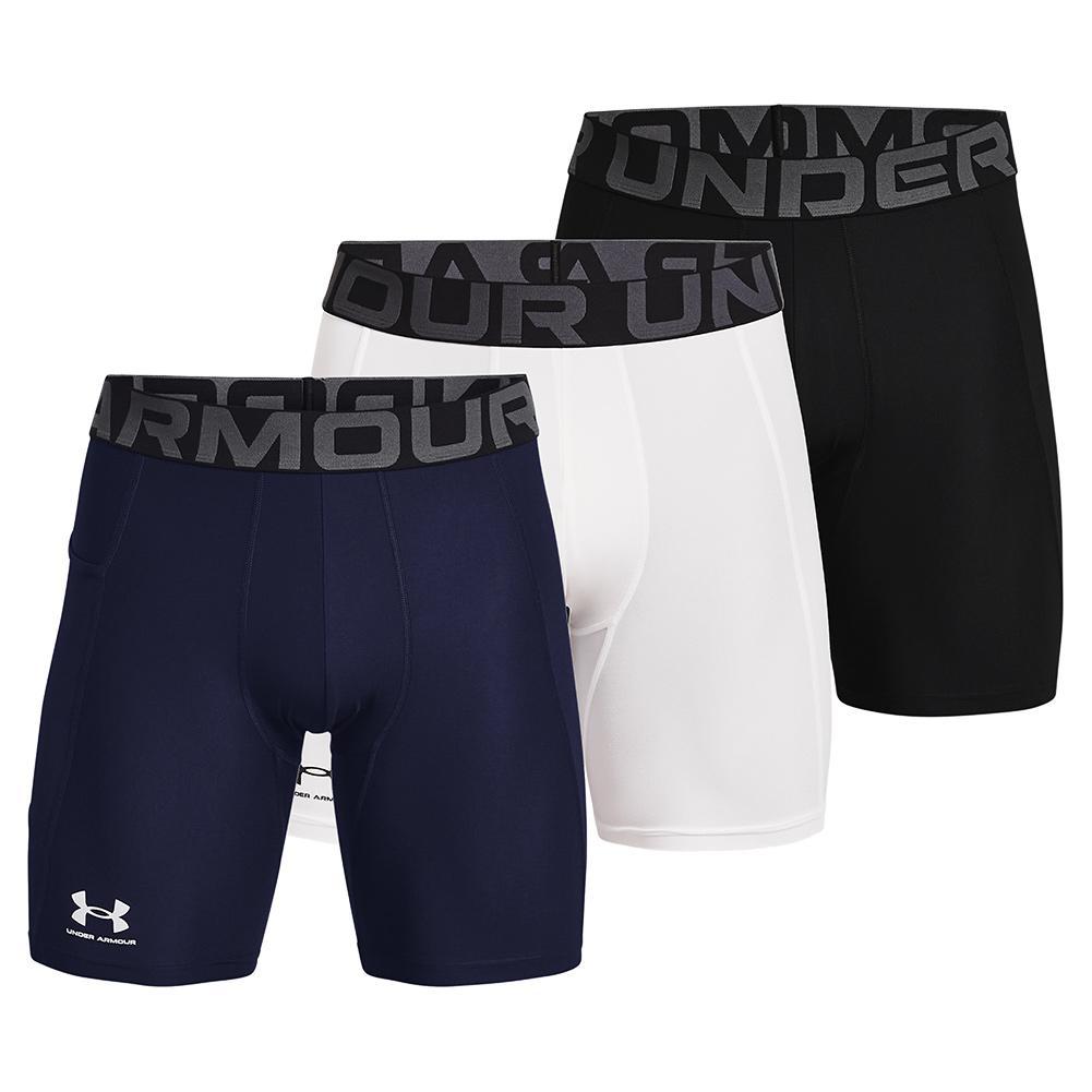 Men's Heatgear Armour Compression Shorts