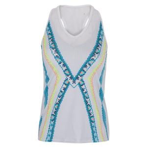 Women`s Tennis Tank with Bra Square Are You